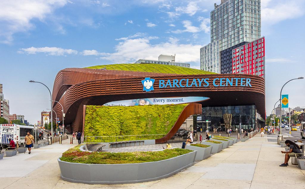 d6b7f687aa Barclays Center (Eridony (Instagram  eridony prime)) Tags  newyorkcity  kingscounty newyork nyc