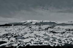 Jökulsárlón Lookout (SnapSnare) Tags: iceland land ice fire glacier lagoon jokulsarlon