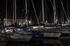 My first night photos (priolo_vittoria) Tags: marina motorboat harbor moored waterfront boat pier ship jetty catamaran quayside night caladipalermo lights boats urban longexposure cityscape citylight longshutter nightscape landscapes notte palermo sicily barche luci lungaesposizione sicilia