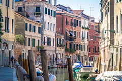 Venice is beautiful and each building seems unique