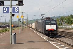 MRCE 189 111 Weil am Rhein (daveymills37886) Tags: mrce 189 111 weil am rhein baureihe siemens es64f4 dispolok cargo sbb