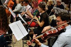 _DSC6142 (erengun3) Tags: jp morgan symphony orchestra rehearsal jpmorgan beethovens 9th eastlondon london londra orkestra raffaello morales citygateway ezgigunuc ezgidalaslan ezgi gunuc violin