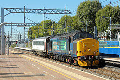DRS 37 419, West Ealing, 27-09-18 (afc45014) Tags: 37419 class37 westealing ee englishelectric drs