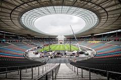 Olympiastadion (Sean Batten) Tags: berlin germany de olympiastadion olympics stadium wideangle city urban nikon d800 1424 seats sport