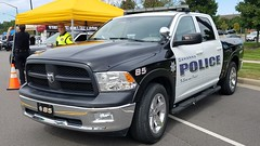 Gahanna Police (Central Ohio Emergency Response) Tags: gahanna ohio police department pickup truck dodge ram