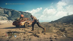 Mad Max_20180924234334 (Livid Lazan) Tags: mad max videogame playstation 4 ps4 pro warner brothers war boys dystopia australia desert wasteland sand dune rock valley hills violence motor car automobile death race brawl scenery wallpaper drive sky cloud action adventure divine outback gasoline guzzoline