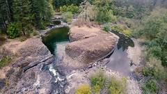 Molalla River in autumn (BLMOregon) Tags: blm bureauoflandmanagement molalla river drone uas aerial video autumn fall oregon recreation