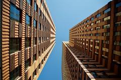 Symphony, Zuidas, Amsterdam, Netherlands (AperturePaul) Tags: amsterdam northholland netherlands zuidas nikon d600 architecture building symphony