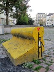 Exit Enter / Ketelvest - 14 okt 2018 (Ferdinand 'Ferre' Feys) Tags: gent ghent gand belgium belgique belgië streetart artdelarue graffitiart graffiti graff urbanart urbanarte arteurbano ferdinandfeys exitenter