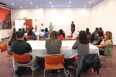 Imparte IEEPO cursos para fortalecer la actividad docente