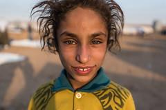 Refugee camp - Iraq (rvjak) Tags: irak iraq middleeast moyenorient girl fille refugee réfugié camp kurdistan enfant kid d750 nikon