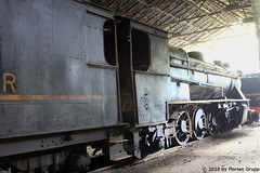I_B_IMG_0562 (florian_grupp) Tags: asia myanmar burma train railway railroad myanmarailways southeast metergauge metregauge 1000mm steam locomotive scrap yard vulcan foundry pyuntaza