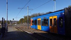 18i738_HydePark (Felixjaz) Tags: hydepark sheffield 2018 supertram 399203 2a44 tramtrain class399 rx100m6 stagecoach