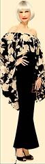 The softer side of me! (donnacd) Tags: sissy tgirl tgurl dressing crossdress crossdresser cd travesti transgenre xdresser crossdressing feminization tranny tv ts feminized jumpsuit domina blouse satin lingerie touchy feely he she look 易装癖 シー