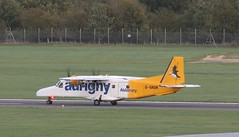 G-OAUR Do228 Aurigny Airways taxy SOU 210918 (kitmasterbloke) Tags: sou southampton aircraft aviation airliner transport hampshire outdoor