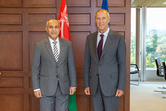 WIPO Director General Meets Oman's Delegation to the 2018 WIPO Assemblies (WIPO | OMPI) Tags: wipo ompi assemblies directorgeneral francisgurry oman