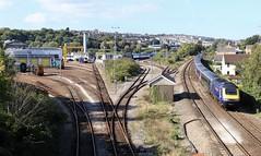 Laira, Plymouth (finnyus) Tags: laira hst 43087 43147 1a82 gw