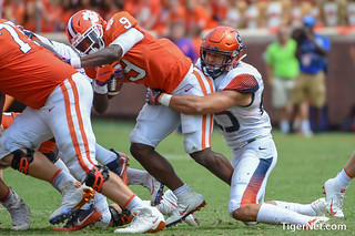 Clemson vs Syracuse - 2018 Photos