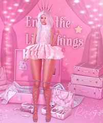 Enjoy the little things (RoxxyPink) Tags: roxxypink roxxy pink fashionuschies fashion uschies fashionblog blog fashionblogger blogger blogging blogspot secondlifeblog secondlifeblogger secondlife second life 2ndlife sl avatar ava avi style styling mesh meshhead head catwa catya taketomiwest taketomi blond blonde cute white sexy girl meshbody body maitreya meshclothes clothes clothing candydoll candy doll event fair kinky uber meshheels heels purepoison pure poison epic shopping shopper rose roses aulovely glamaffair virtuallife virtualworld world virtual bento pose poses deco decoration