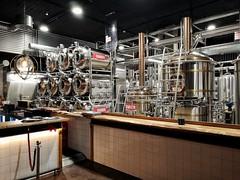 La Fábrica, Málaga. (Ian, Bucks) Tags: brewery brewing beer cruzcampo malaga