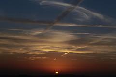 Atardecer desde el Parque del Garraf.- Nature. (angelalonso4) Tags: canon eos 6d tamron sp 90mm f28 di vc usd macro11 f004 ƒ160 900 mm 1100 100 natura nature explorar explore orange naranja sky cielo atardecer 2018 paisajes