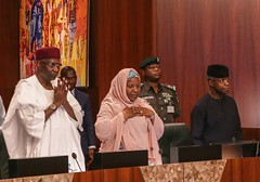 2. VP Osinbajo Presides over FEC meeting. 26th September, 2018.