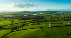 The Emerald Isle (John Twohig Photography) Tags: ireland foyle co tyrone donegal border irish river blue green drone phantom advanced pro strabane twohig john photography foylemedia derry north south east west dji land northern arial
