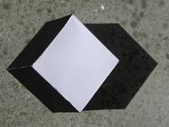 chaud (fotosonic73) Tags: cube rotatif chaleur solaire blanc noir faces thermique tournant architecture peinture bristol étatsdesurface