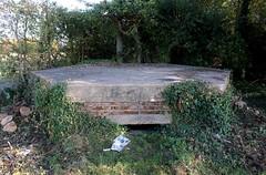 Pillbox (1) (Nivek.Old.Gold) Tags: pillbox cambridge newmarketroad parkandride airport