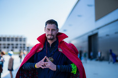 DSC00482 (Damir Govorcin Photography) Tags: marvel comics doctor strange cosplay costume character sony a9 natural light sigma 50mm art oz comic con sydney 2018