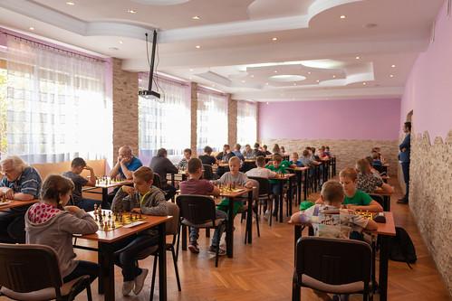 Grand Prix Spółdzielni Mieszkaniowej w Szachach Turniej VII-62