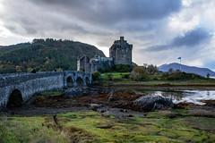 Eilean Donan Castle (...Iwonttell) Tags: castle scotland travel landscape explore wanderlust unitedkingdom greatbritain highlands