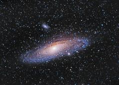M31 (Galaxia de Andromeda) (Alfredo.Ruiz) Tags: canon 5d sigma 150600 m31 andromeda galaxia entzia alava astrometrydotnet:id=nova2835638 astrometrydotnet:status=solved