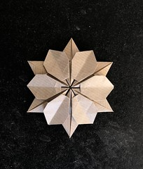 Star (anuradhadeacon-varma) Tags: origamistar star papercrafts paperfolding origami