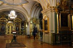 Saint-Nicolas-des-Marins, intérieur (RarOiseau) Tags: saintpétersbourg russie