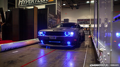 Car Coming In (ORACLE LIGHTING) Tags: oracle oraclelights oraclelighting led light lights lighting leds dodge sema semashow challenger lasvegas nevada sema2016 dodgechallenger mopar chally cars auto automotive oracleleds automotivelighting aftermarket autoparts halos