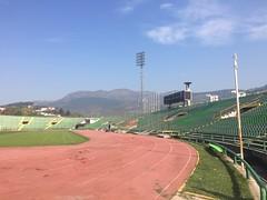 Olympic Fire Spot (Michal Kuban) Tags: bosnia hercegovina 2018