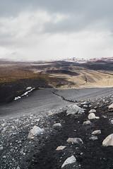 Hverfjall Volcano (polychromatisch) Tags: iceland sony alpha 7r3 7riii ilce7rm3 f4 f40 hverfjall volcano sel1635 sel1635z