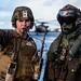 US Marines land in Keflavik, Iceland