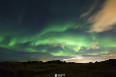 Iceland - Moon Rise And Dancing Angels (Sarah Al-Sayegh Photography | www.salsayegh.com) Tags: iceland canon canoneos5dmarkiii canoneos5dmark3 aurora house nightphotography island sarahhalsayeghphotography wwwsalsayeghcom infosalsayeghcom landscapephotography landscape