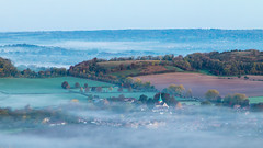 A Misty South Harting (THE NUTTY PHOTOGRAPHER) Tags: mistymorning southharting southdowns southdownsway beaconhill harting chichester westsussex