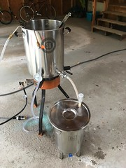 Extinction Event (Brew Day) (found_drama) Tags: americanbarleywine tildegravitywerks homebrew homebrewing essexjunction vermont vt 05452