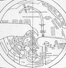 Ibn_Howqal_World_map_English (skaradogan) Tags: ibn hawqal muslim geographer chronicler