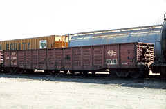 MP 640089 (Chuck Zeiler) Tags: mp 640089 railroad gondola freight car cotter train chuckzeiler chz