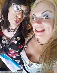 August 2018 - Leeds Pride (Girly Emily) Tags: pride parade leeds lff leedsfirstfriday leedspride rainbow love inclusion tolerance acceptance proud cosmopolitan cosmo crossdresser cd tv tvchix tranny trans transvestite transsexual tgirl tgirls convincing feminine girly cute pretty sexy transgender boytogirl mtf maletofemale xdresser gurl glasses dress