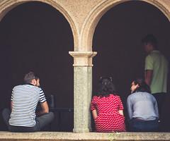 Université d'été catholique Academia Christiana (Academia Christiana) Tags: sées universitédété catholique église fraternité saint pierre monastère couvent cloître institutcroixdesvents conférence étudiants prêtre soutane jeune jeunesse identitaire droite rassemblement politique meeting