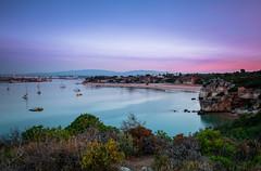 The Sunrise Colors (Adrega) Tags: ifttt 500px beach sunset colors landscape landscapes canon 80d canonpt beautiful holiday portimão algarve portugal nature photograph ocean boats boat