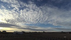 AC @ SS_TL (northern_nights) Tags: timelapse sunset altocumulus clouds cheyenne wyoming yi4kactioncam