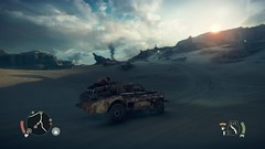 Mad Max_20180924233144 (Livid Lazan) Tags: mad max videogame playstation 4 ps4 pro warner brothers war boys dystopia australia desert wasteland sand dune rock valley hills violence motor car automobile death race brawl scenery wallpaper drive sky cloud action adventure divine outback gasoline guzzoline