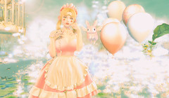 cute (imp朣) Tags: second secondlife life cute pink